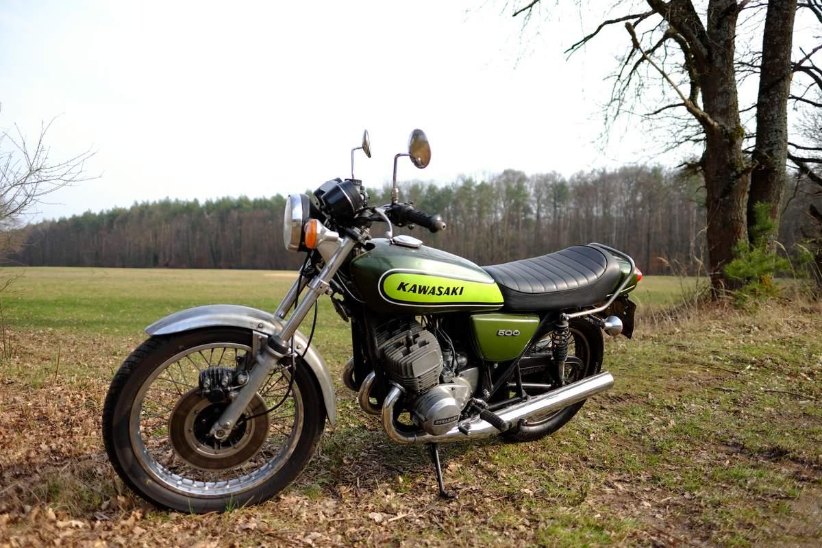 Kawasaki Mach3